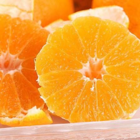 赣南信丰脐橙 不催熟不打蜡不染色 普通装5kg 仅供江西省内包邮