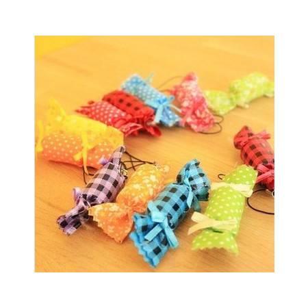 iloop糖果挂件 毛绒玩具 布娃娃 生日礼物 女生 7个为一套 7厘米