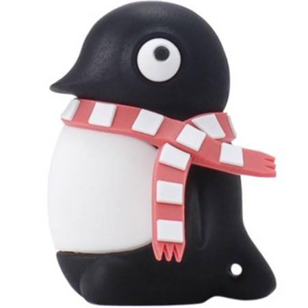 Bone 企鹅造型U盘 8G 黑色 DRSC07021-8BK