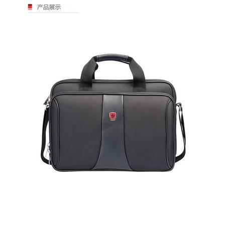 瑞士瑞动 箱包 (SWISSMOBILITY)  斜跨商务时尚休闲&电脑包MT-5790-02T00