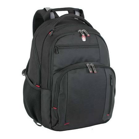 瑞动(SWISSMOBILITY) 电脑双肩背包MT-5850-02T00 黑色