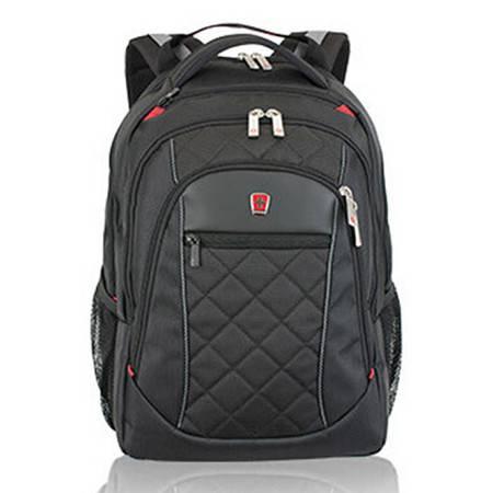 瑞士瑞动 (SWISSMOBILITY) 多功能双肩背包MT-5859-02T00  黑色