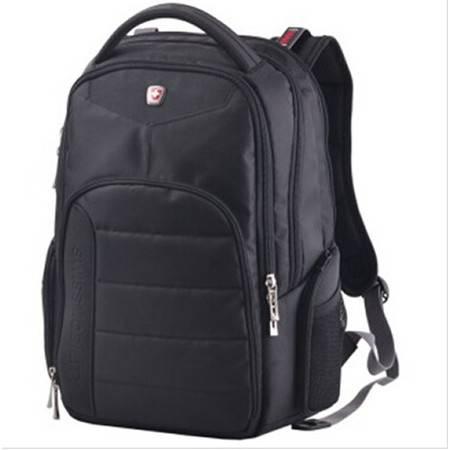 瑞士瑞动 (SWISSMOBILITY) 多功能双肩背包MT-5846-02T00  黑色