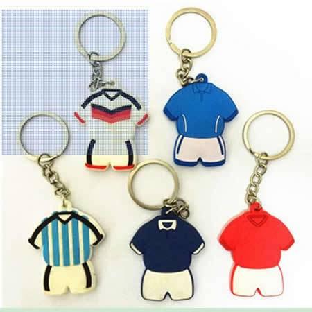 定制卡通钥匙扣PVC软胶钥匙扣定制(100只起售)