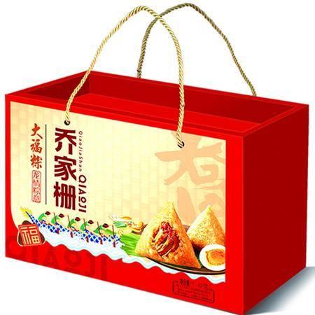 乔家栅龙情粽意礼盒