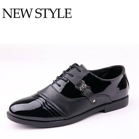 MR.benyou男士皮鞋透气休闲鞋英伦商务正装皮鞋男鞋正品真皮尖头KH3