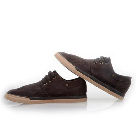 一步赢3138欧美风新款低帮帆布鞋男简约时尚经典轻便柔软舒适棕色男鞋