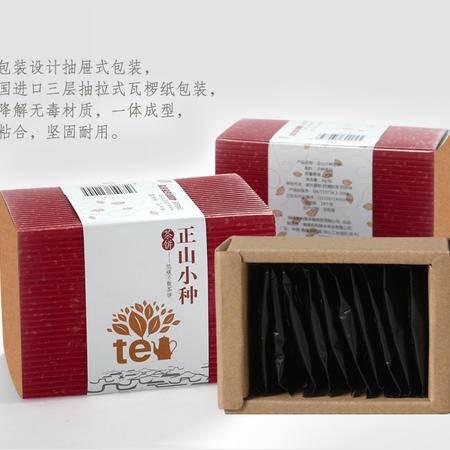 巽通专供-爱茶趣正山小种茶饼 3g*10泡