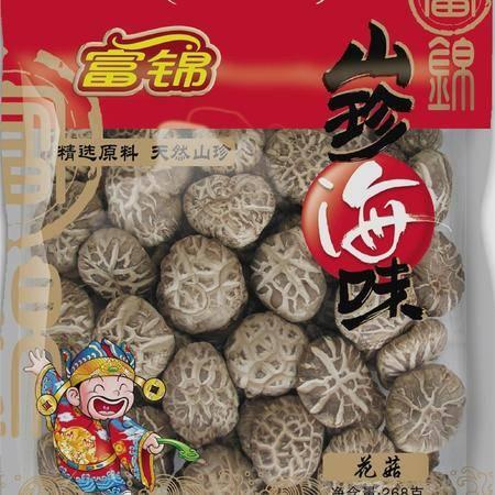 富锦花菇  268克