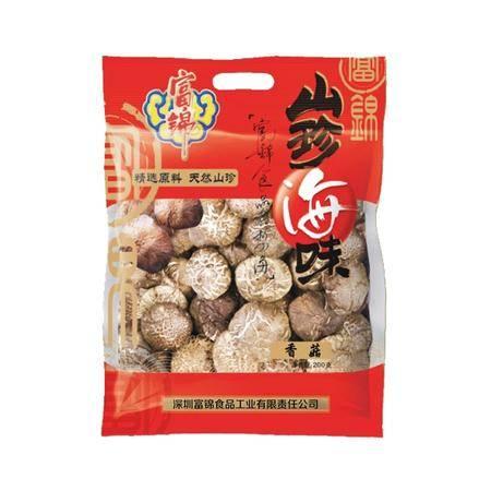 富锦袋装香菇 200g