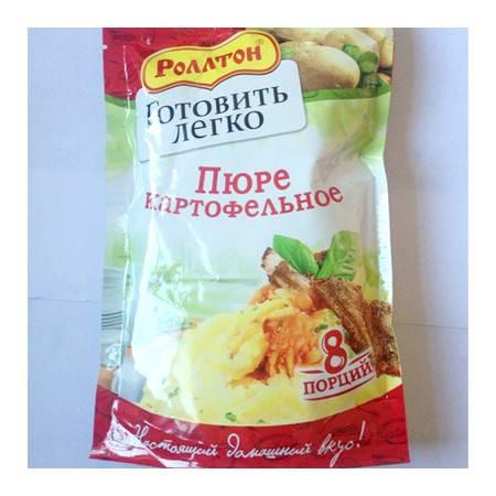 俄罗斯产土豆泥240克