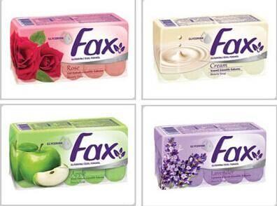 Fax土耳其品牌 原装俄罗斯进口香皂5*70g