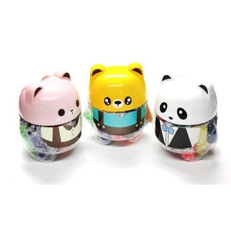 【浙江百货】 晨光18色彩泥熊造型(大)AKE04065
