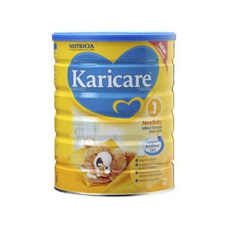 普通装 Karicare  Original 可瑞康 婴儿奶粉 1 段 (0-6个月) 整箱六罐