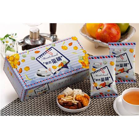 台湾综合果铺12包*4盒