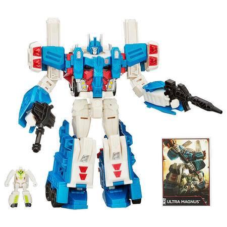 变形金刚博派领袖机器人玩具