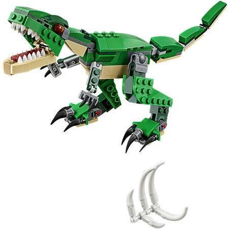 乐高创造者恐龙