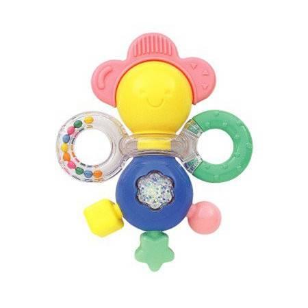 Toyroyal皇室玩具--笑脸摇铃