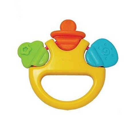 Toyroyal皇室玩具--奶嘴摇铃
