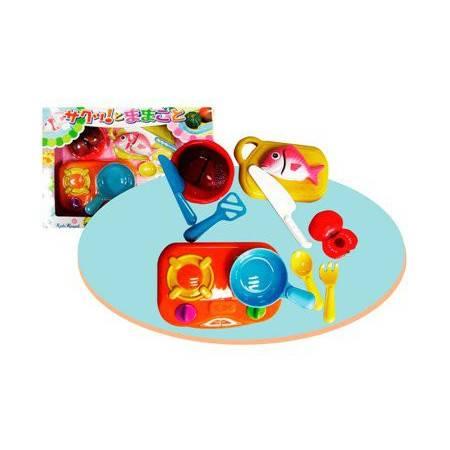 Toyroyal皇室玩具--切切乐组合(小厨房)