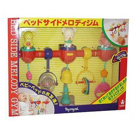 Toyroyal皇室玩具--婴儿床边游乐器