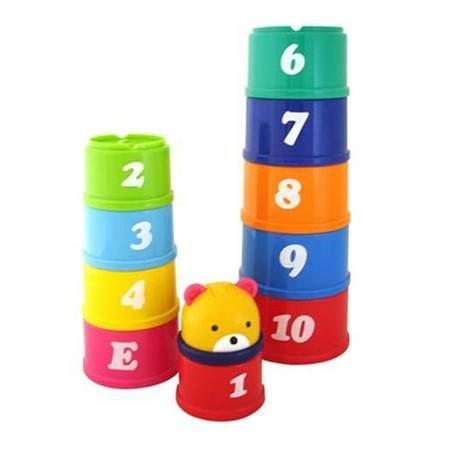 Toyroyal皇室玩具--小熊积木