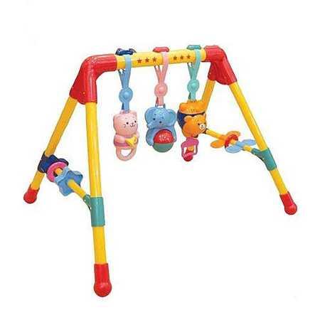 toyroyal皇室玩具--四角健身架