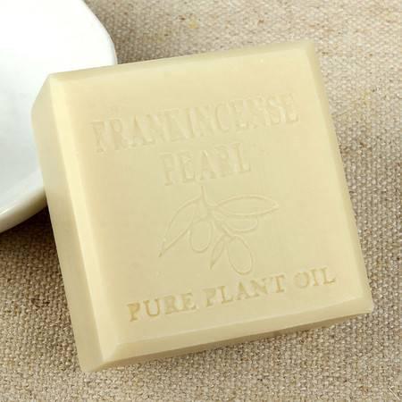 优芙妮 乳香珍珠淡斑祛印凝脂皂100g