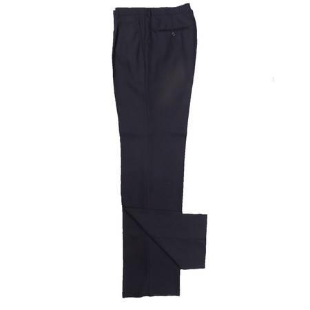 萨托尼专柜正品男装 商务正装 黑色 全羊毛 西裤 03051113