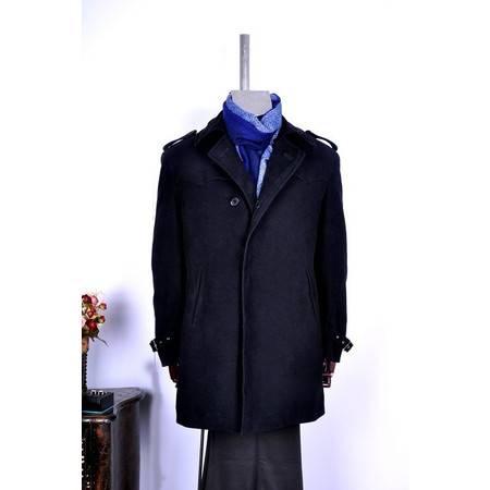 萨托尼 男士秋冬款加厚大衣棉服保暖外套进口面料 02018013