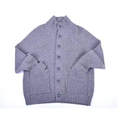 萨托尼秋冬款男士休闲外穿羊毛衫保暖外套毛衣07090002