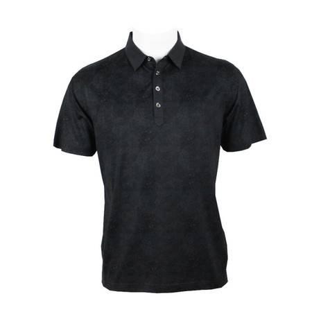 萨托尼时尚商务休闲短袖T恤12237190