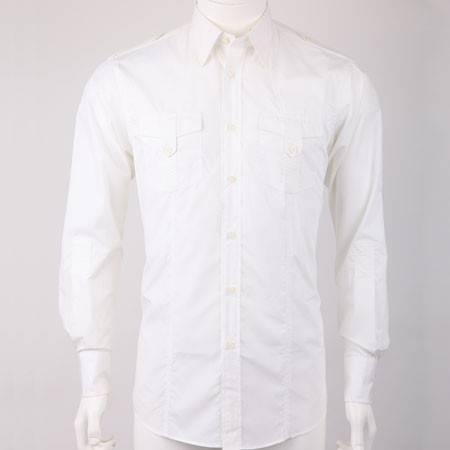 SARTORE(萨托尼)男装 长袖衬衫 休闲款 10130020