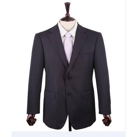萨托尼专柜正品 男装 西服 商务正装 藏青色 上衣 03066045