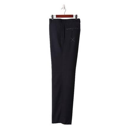 萨托尼 sartore 男士 商务 特价 正装 西裤 藏青色 03053111
