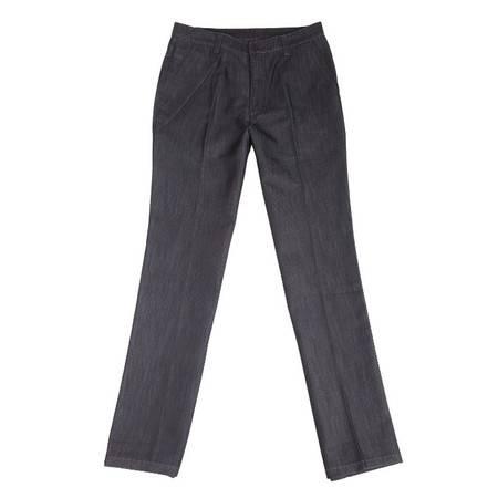 萨托尼 专柜正品 男装 商务休闲 牛仔裤新款上架 藏青 09253111