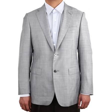 萨托尼 sartore 男士 商务 特价 正装 西服上衣 灰色 03103002