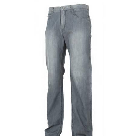 萨托尼 sartore 男士 商务 特价 牛仔裤 浅蓝 09263102