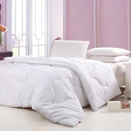 URAN 优然之家 华肤柔丝 暖冬被芯 白色 1.5m