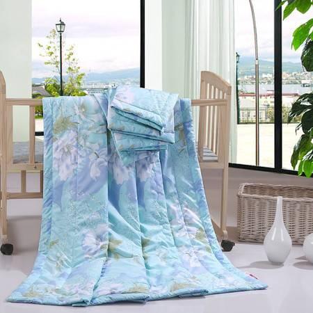 优然之家家纺 URAN 150*200cm清凉夏被空调被-百合花香