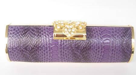 伊法兰妮白雪公主紫色晚宴包BOO3967