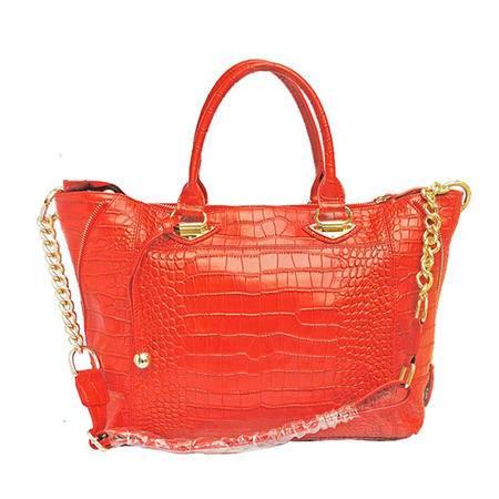 伊法兰妮风华绝代系列女式手拎包(红)B004346