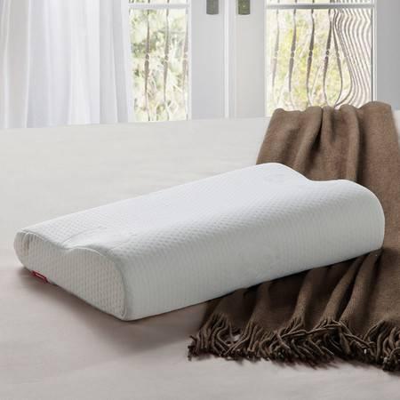 逸轩家纺 新款慢回弹记忆康眠枕芯 白色