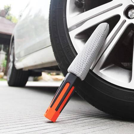 亿力洗车海绵刷子 汽车轮胎钢圈刷轮毂刷清洁护理刷 高效洗车刷