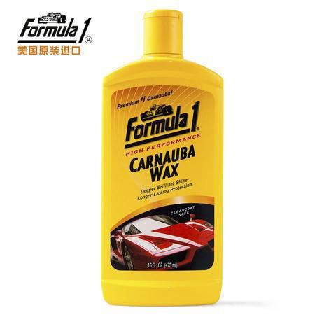FORMULA1汽车液体车蜡抛光蜡上光美容养护理蜡护漆去氧化打蜡用品