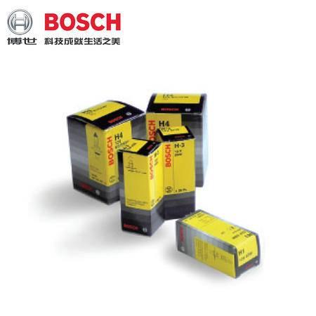 Bosch/博世 汽车灯泡 标准型 H1 H3 H4 H7 单支装
