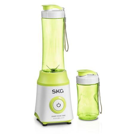 SKG 料理机 S2070 小型迷你电动 便携搅拌机 户外随行杯 家用果汁杯 婴儿辅食搅拌器
