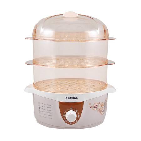 TONZE/天际 电蒸锅 DZG-40AD 电热锅 三层 多功能自动蒸锅煮蛋器