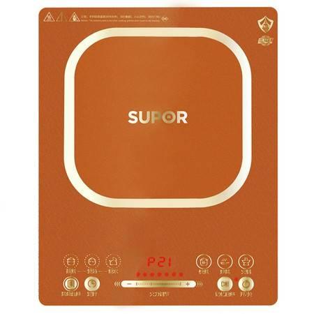 苏泊尔/SUPOR 电磁炉 SDMCB43-210 电磁灶 家用 2级能效 滑动触摸操作面板