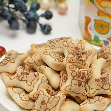 乐天卡布其诺小熊饼49g